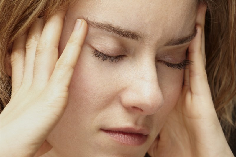 нарушение венозного оттока головного мозга