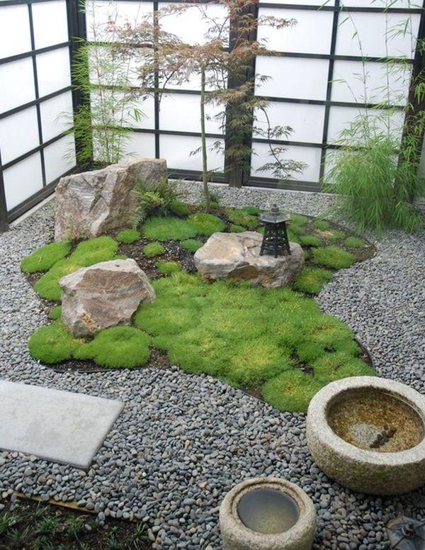 Японский сад своими руками фото