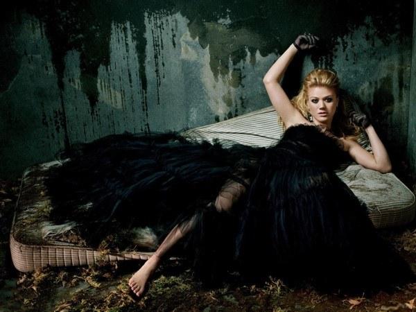 Если снится чёрное свадебное платье