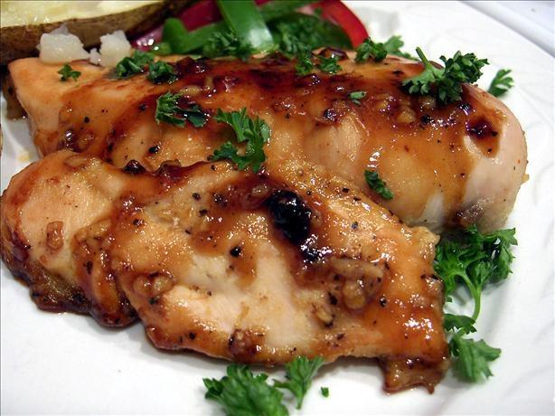 Грудки куриные в медовом соусе рецепты