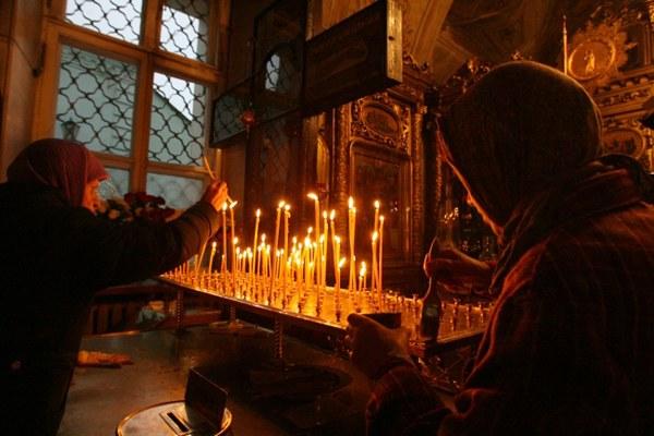 Поставить свечу перевод иконой георгия победоносца