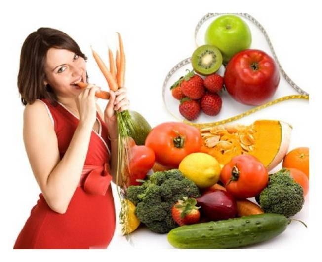 Жесткая диета при беременности