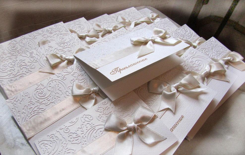 Идеи для пригласительных на свадьбу