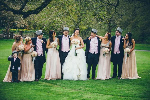 В англии традиция подарок невесты 10