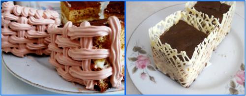 как приготовить медовые пирожные