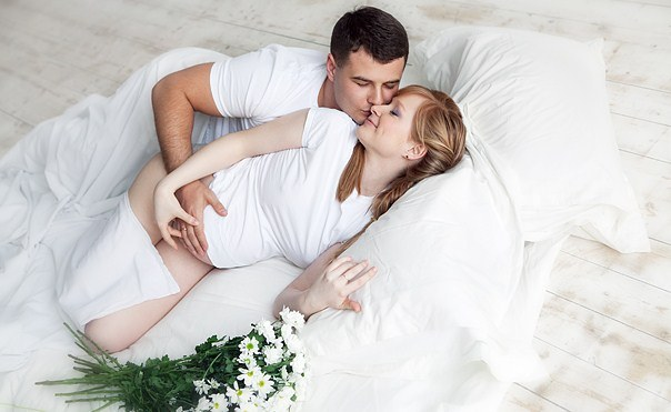 Полезен ли секс на поздних сроках