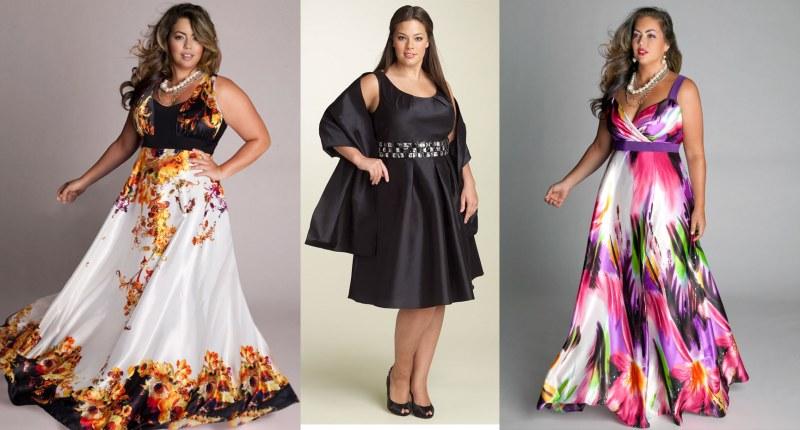 Какие платья подойдут полненьким девушками