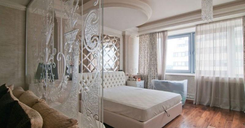 легкие перегородки в квартире фото