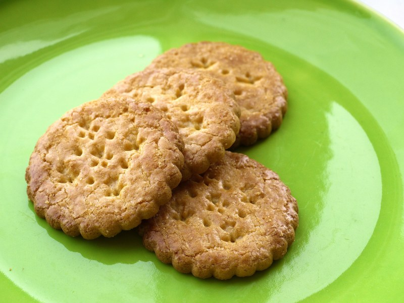 песочное печенье на сковороде рецепт