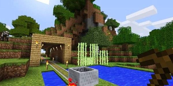 Minecraft как из выживания сделать творческий режим фото 728