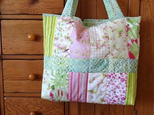 cf497ff59839 Как сшить сумку из лоскутов 🚩 джинсовая сумка из лоскутков 🚩 Hand-made