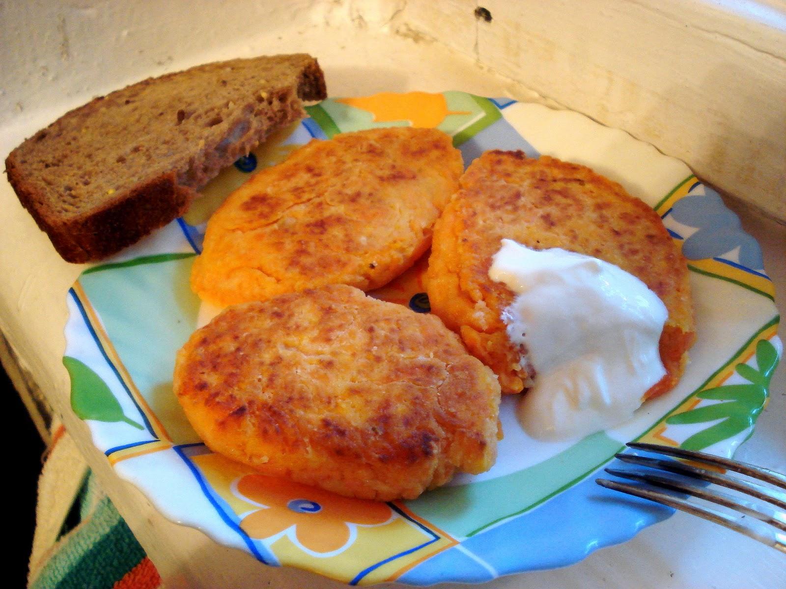 Котлеты морковные рецепты в духовке