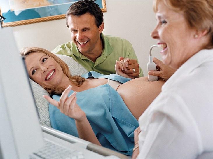 Как понять как развивается беременность