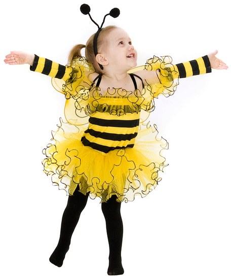 Как сделать своими руками костюм пчелки