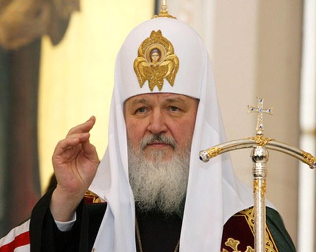 Патриарх кирилл википедия