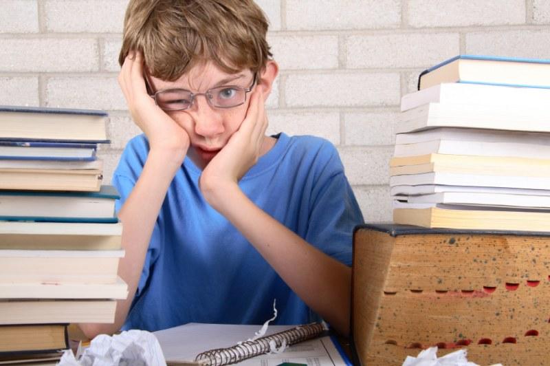 Переутомление симптомы у ребенка