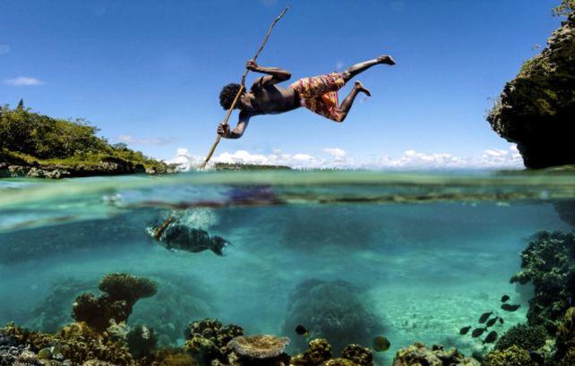 как поймать рыбу без снастей