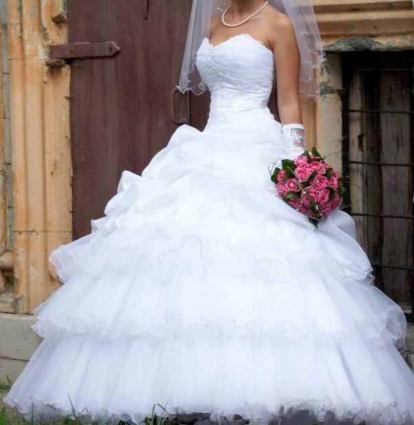Фотошоп сделать себя в платье свадебном
