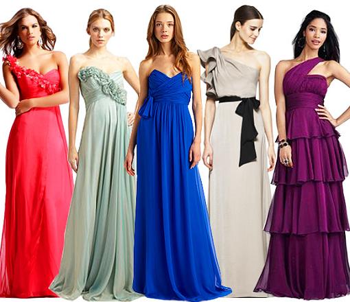Как дома сшить платье в пол