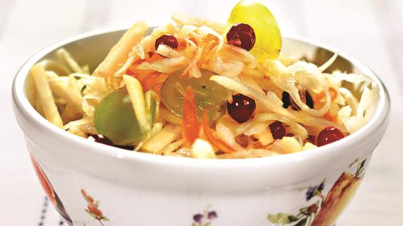 Рецепт капуста провансаль классический рецепт с фото