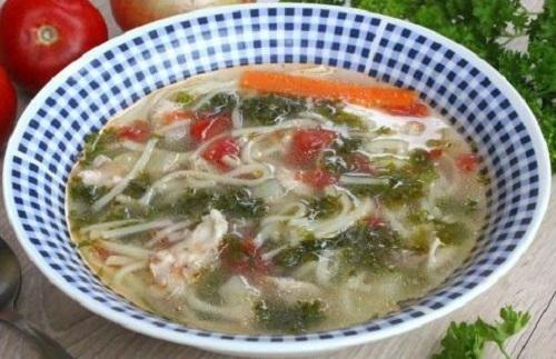 как приготовить закваску для супа замы