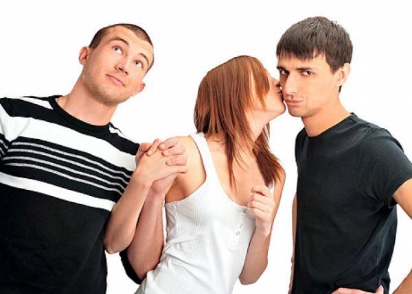 Девушка с двумя парнями фото фото 307-638