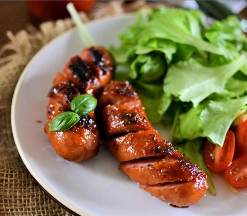 Баварские колбаски Кулинарный сайт