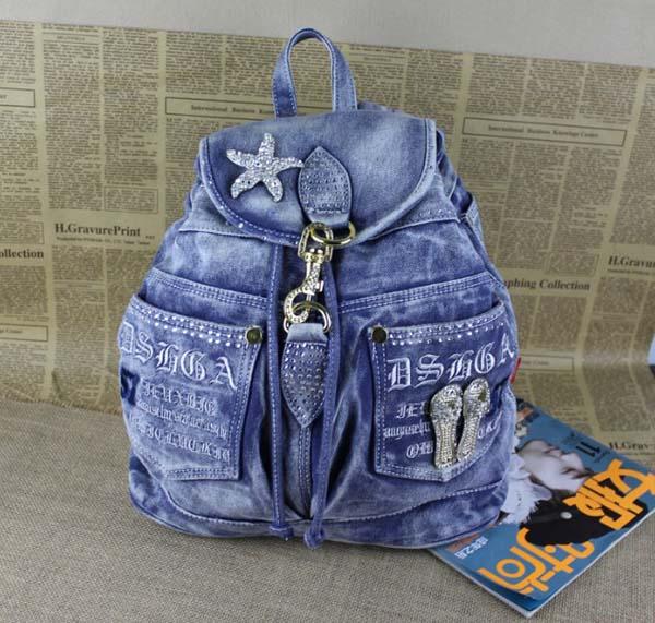 Сумки рюкзаки из старых джинсов своими руками покупка рюкзака онлайнi