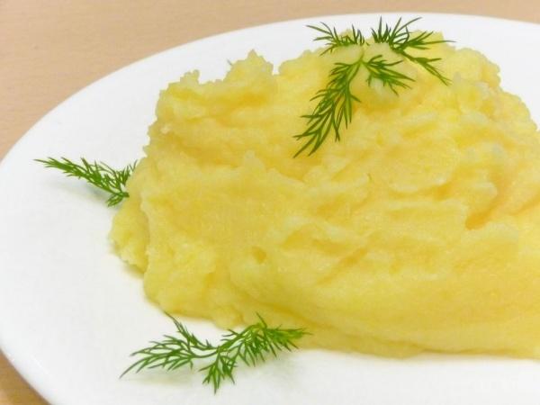 Как сделать пюре из картошки грудничку без комочков