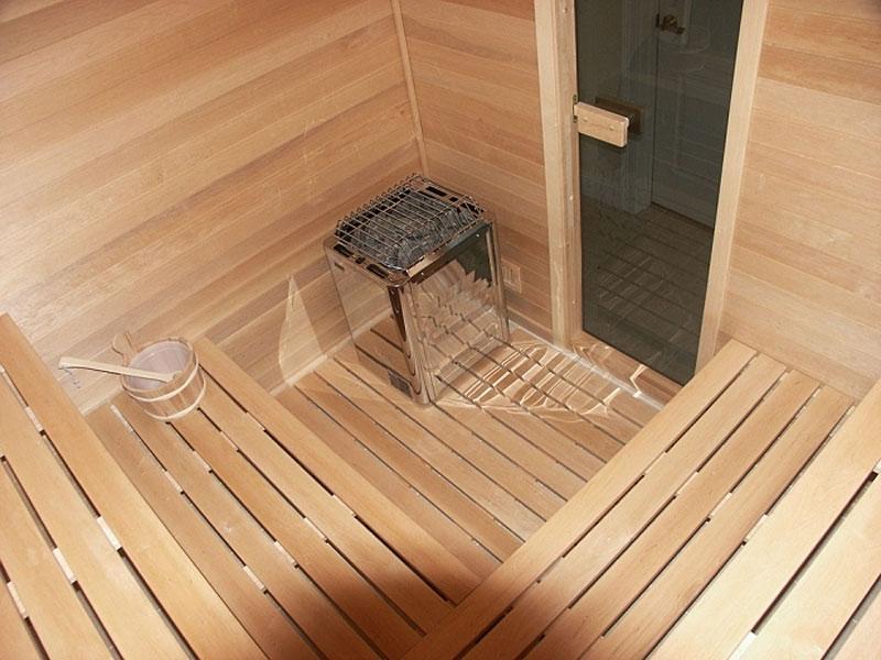 как сделать пол в бане своими руками пошаговое руководство