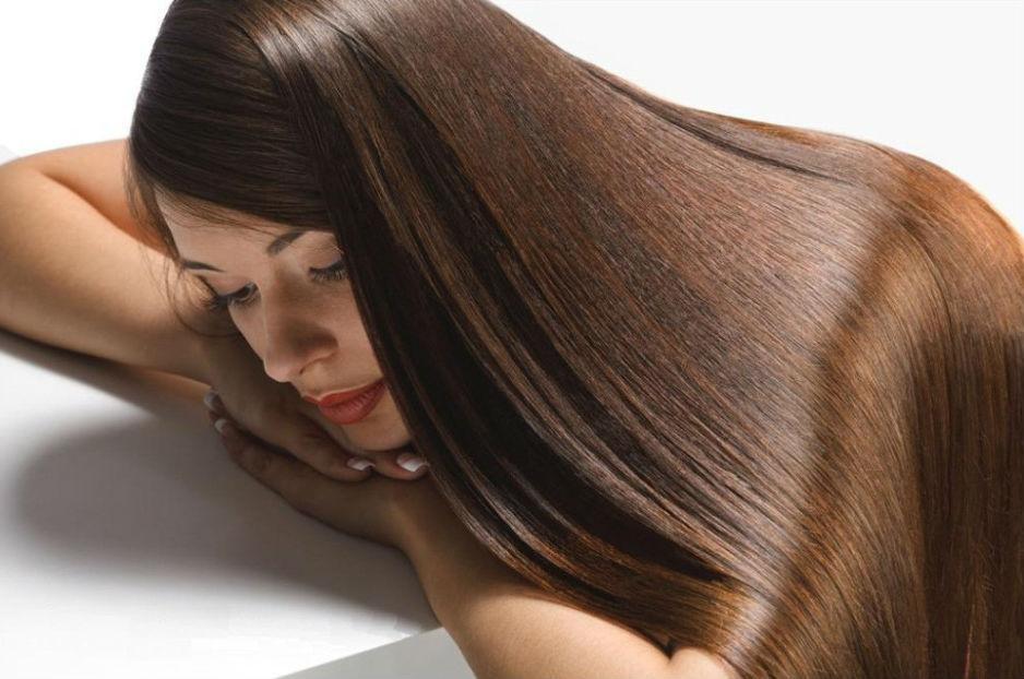 как выпрямить волосы без вреда для волос в домашних условиях