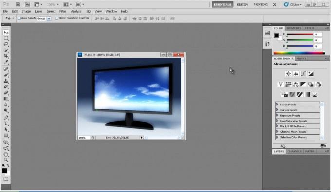 Как в фотошопе белый цвет сделать прозрачным