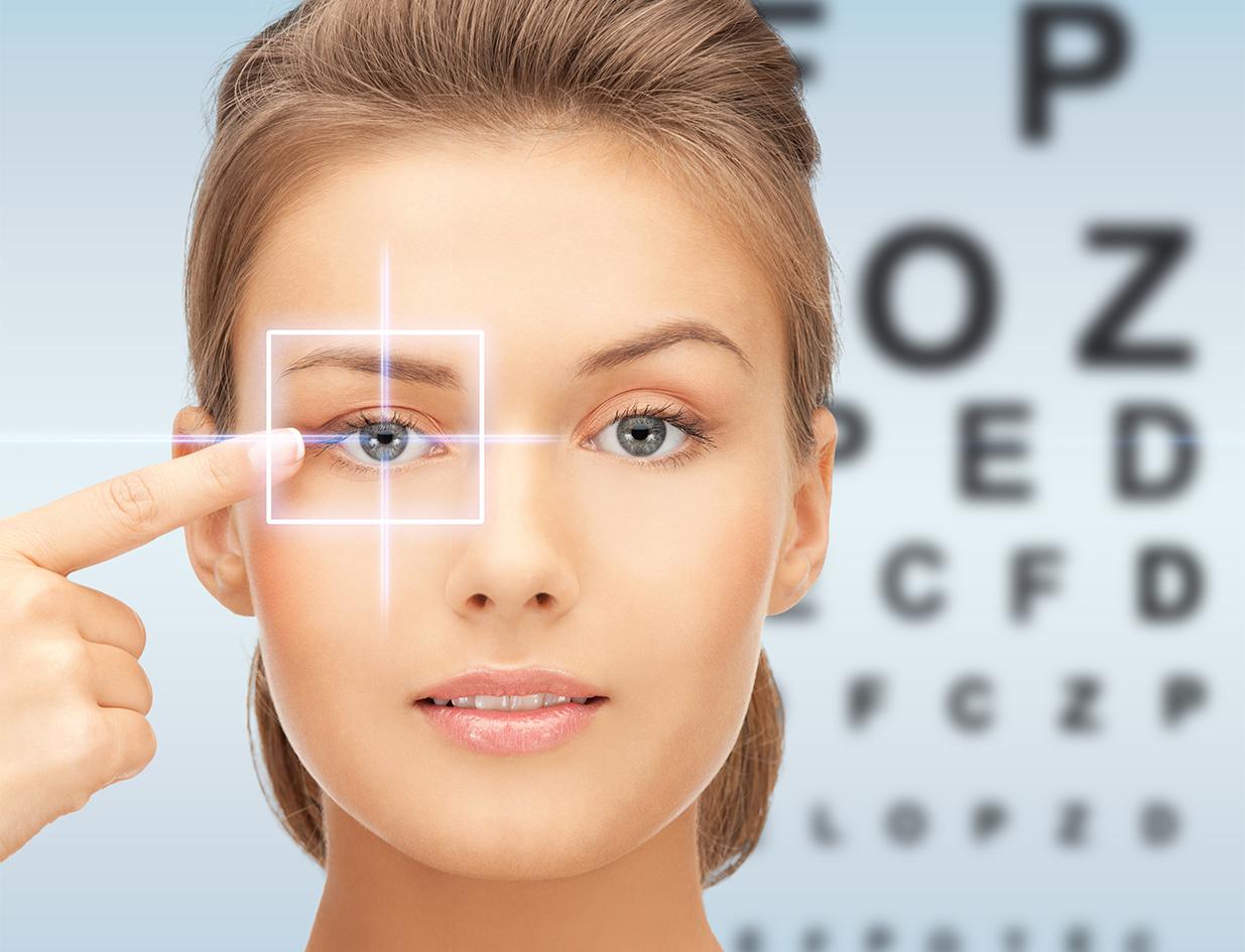Какую нужно делать зарядку для глаз чтобы зрение улучшить