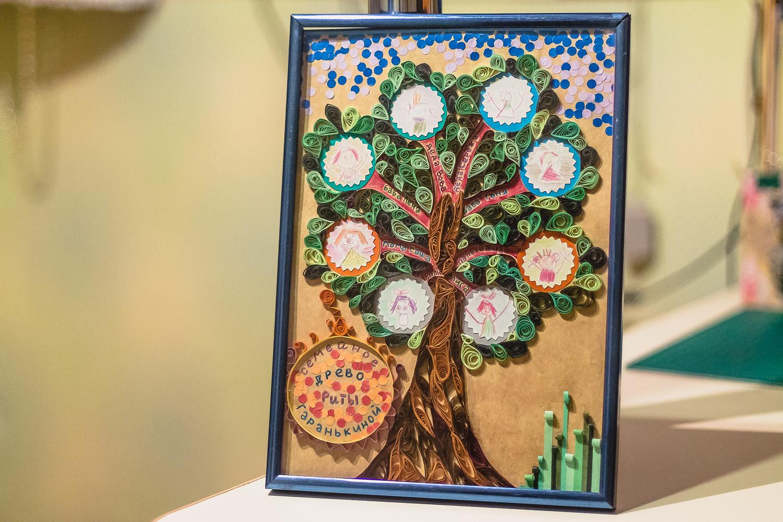 Как своими руками сделать генеалогическое дерево своими руками фото 77