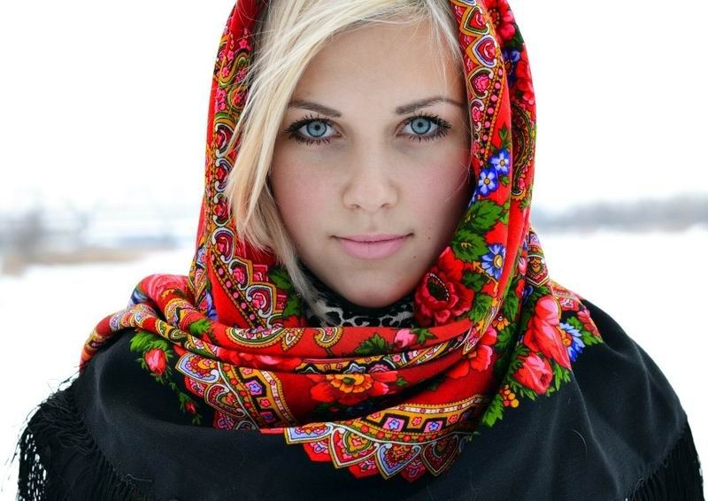 Картинки по запросу платок на голову