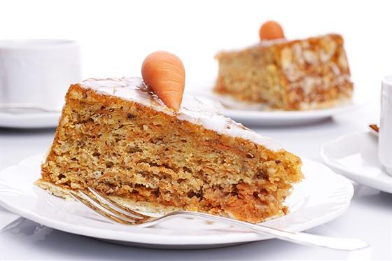 Как печь морковный пирог