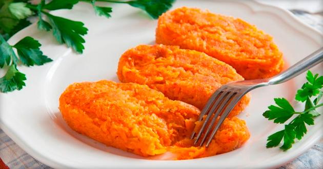 Как делать морковные котлеты