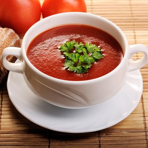 как приготовить суп-пюре из помидоров