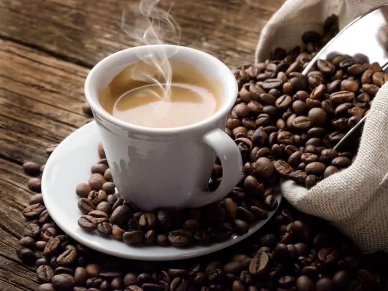 Сколько действует кофеин