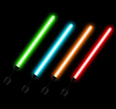 Как сделать лазерный меч в домашних условиях 174
