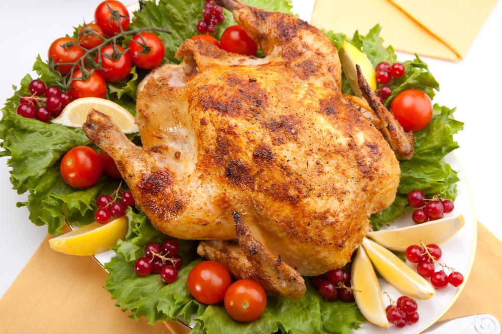 172Как приготовить вкусно курицу в фольге в духовке рецепт
