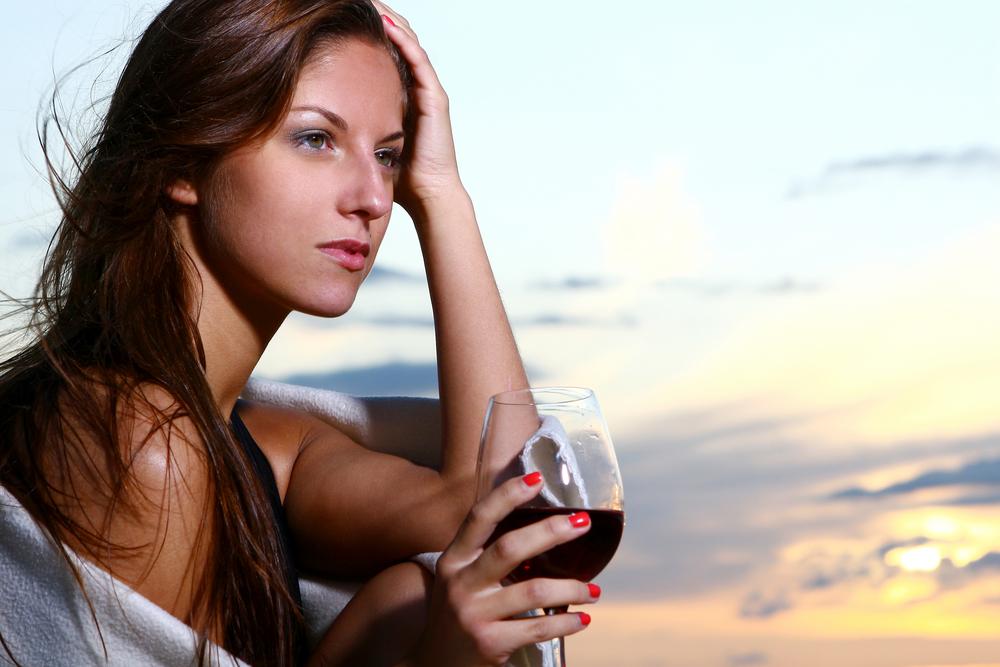 Помочь бросить пить женщине