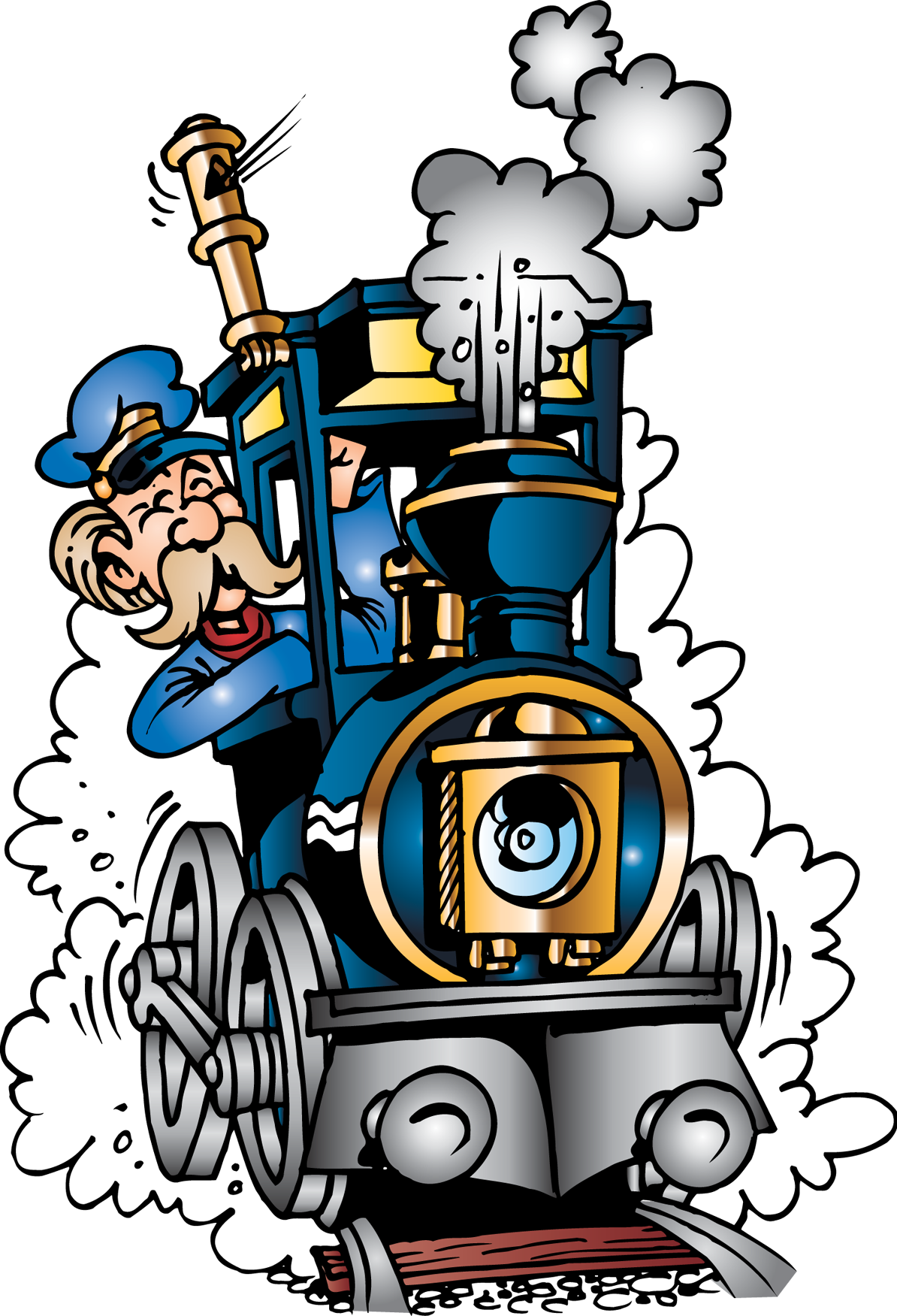 Поздравления с днем рождения машиниста поезда