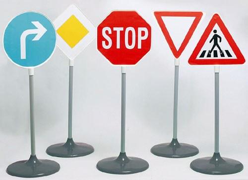 Нарисовать картинку правила дорожного движения