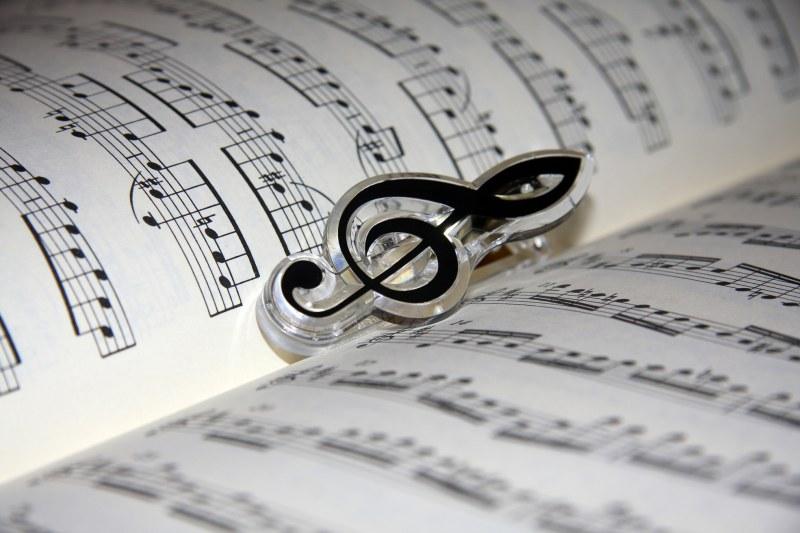 Карандаш В Виде Скрипичного Ключа