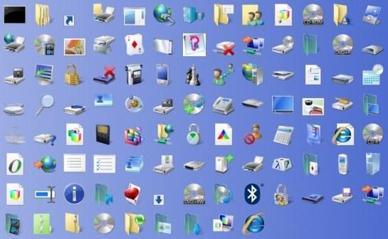 Как сделать иконки на рабочем столе большими