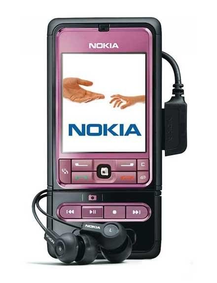 Как поменять корпус Nokia 3250