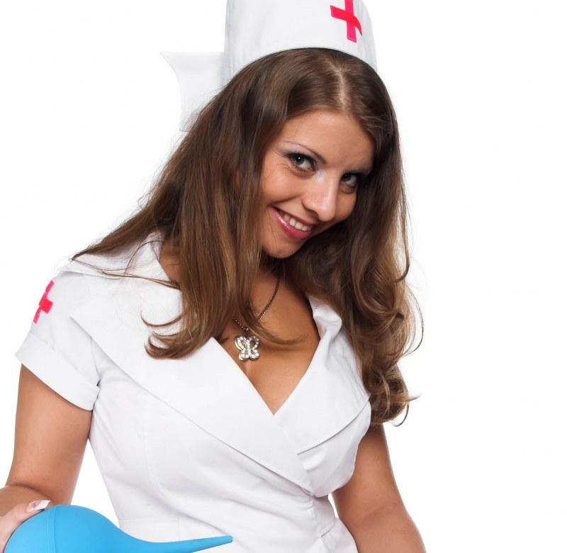 Костюм медсестры своими руками сшить