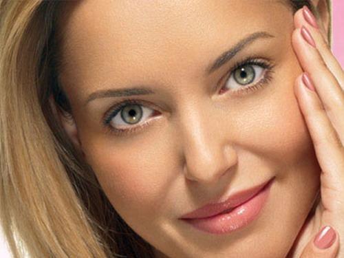 Как добиться чистой кожи лица картинки