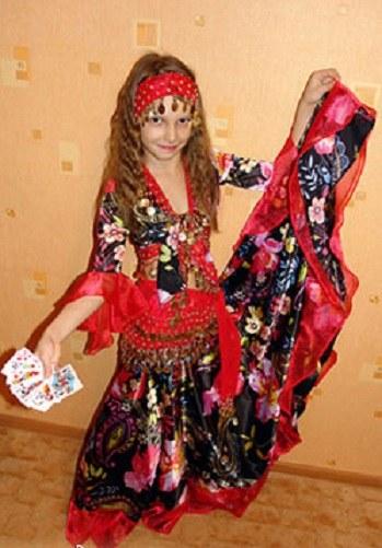 Костюм новогодние для девочек своими руками фото 83
